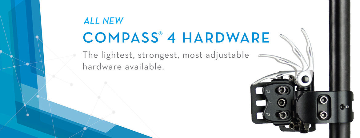 New Compass 4 Hardware