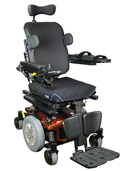 Quantum® with TRU-Balance® Power Seating System