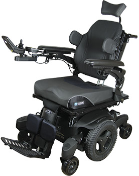 Quickie® with 3.7 Power Seating System